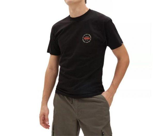 Vans Vans Caged T-Shirt Black