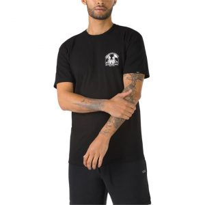 Vans Vans Off The Wall Bros.T-Shirt Black