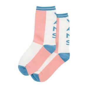 Vans Vans Retro Retirement Ticker Sock 6.5-10 Coral Almond