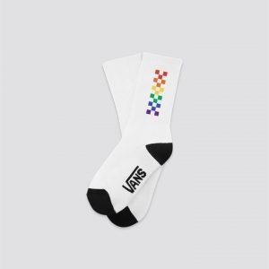 Vans Vans Pride Girl Gang Sock 6.5-10 Rainbow