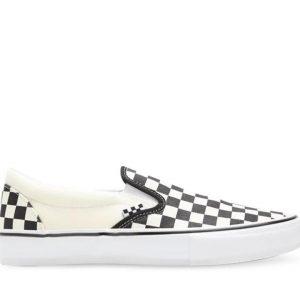 Vans Vans Skate Slip-On Pro Checkerboard Black & Off White