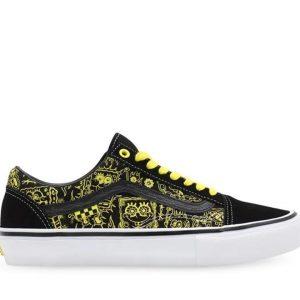 Vans Vans Vans X SpongeBob Mike Gigliotti Skate Old Skool Gigliotti