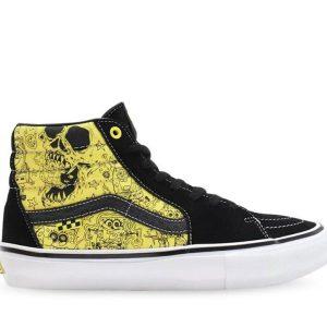 Vans Vans Vans X SpongeBob Mike Gigliotti Skate Sk8-Hi Gigliotti
