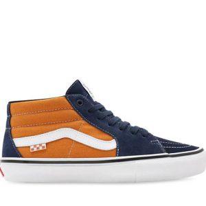 Vans Vans Skate Grosso Mid Navy & Orange