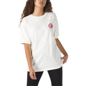 Vans Vans Anaheim Circle Heart T-Shirt Marshmallow