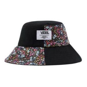 Vans Vans Vans X Liberty Bucket Hat (Liberty) Black