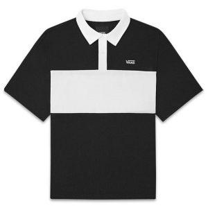 Vans Vans Whirlwind Polo T-Shirt Black