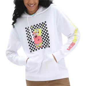 Vans Vans Vans X SpongeBob Best Buddies Hoodie White