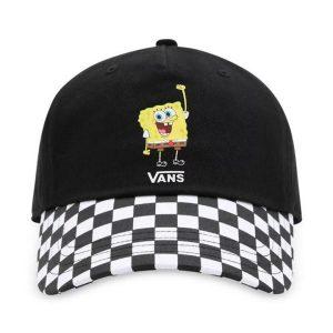 Vans Vans Vans X SpongeBob Court Side Hat (Spongebob) Black