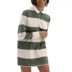 Vans Vans Rugbee Polo Dress Thyme
