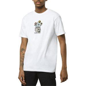Vans Vans Sprouting T-Shirt White